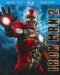 Iron Man 2 (Blu-ray/DVD)