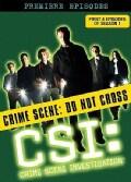 CSI: Crime Scene Investigation - The Premiere Episodes (Season 1 Eps 1-4) (DVD)
