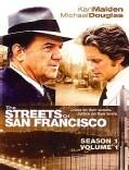 The Streets Of San Francisco: Season 1 Vol. 1 (DVD)