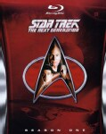 Star Trek: The Next Generation Season 1 (Blu-ray Disc)