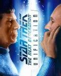 Star Trek: The Next Generation Unification (Blu-ray Disc)