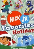 Nick Jr. Favorites Holiday (DVD)