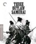 Three Outlaw Samurai (Blu-ray Disc)