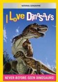 I Love Dinosaurs (DVD)