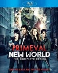 Primeval: New World: The Complete Series (Blu-ray Disc)