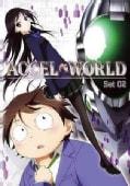 Accel World: Set 2 (DVD)