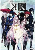 K: The Complete Series (DVD)