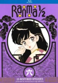 Ranma 1/2: Set 6 (Blu-ray Disc)