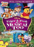 My Friends Tigger & Pooh: Tigger, Pooh and a Musical Too (DVD)