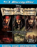 Pirates of the Caribbean Trilogy 6-Disc Box Set (Blu-ray Disc)