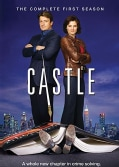 Castle: The Complete First Season (DVD)