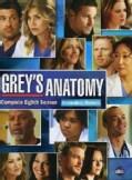Grey's Anatomy: Season 8 (DVD)