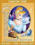 Cinderella (Diamond Edition) (Blu-ray/DVD)