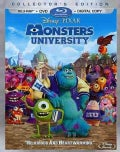 Monsters University (Collector's Edition) (Blu-ray/DVD)