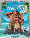 Moana (Blu-ray/DVD)