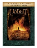 The Hobbit: The Desolation of Smaug Ext Ed (DVD)