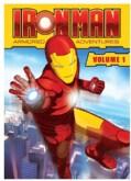 Iron Man: Armed Adventures Vol. 1 (DVD)