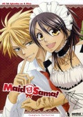 Maid Sama: Complete Collection (DVD)