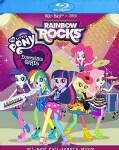 My Little Pony: Equestria Girls Rainbow Rocks (Blu-ray Disc)