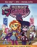 My Little Pony: Equestria Girls Friendship Games (Blu-ray Disc)