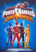 Power Rangers Dino Thunder: The Complete Series (DVD)