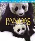 Pandas: The Journey Home 3D (Blu-ray/DVD)