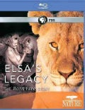 Nature: Elsa's Legacy: The Born Free Story (Blu-ray Disc)