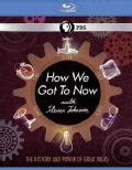 How We Got to Now with Steven Johnson (Blu-ray Disc)