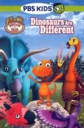 Dinosaur Train: Dinosaurs Are Different (DVD)