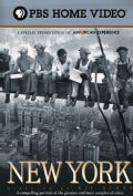 American Experience: New York (DVD)