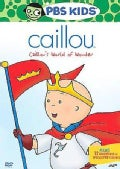 Caillou: Caillou's World of Wonder (DVD)