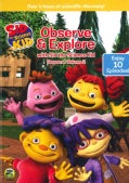 Sid The Science Kid: Observe & Explore with Sid The Science Kid (DVD)