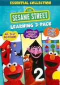 Sesame Street: Essentials Collection- Learning (DVD)