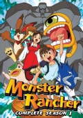Monster Rancher Season 1 (DVD)