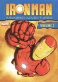 Iron Man: Armored Adventures Vol 2 (DVD)