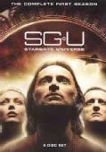 SGU Stargate Universe: The Complete First Season (DVD)