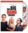 Big Bang Theory: The Complete First Season (DVD)