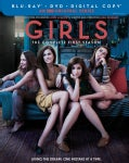 Girls: The Complete First Season HBO Select (Blu-ray/DVD)