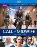 Call The Midwife: Season One (Blu-ray Disc)