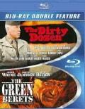 The Dirty Dozen/The Green Berets (Blu-ray Disc)