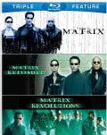 The Matrix/Matrix Reloaded/Matrix Revolutions (Blu-ray Disc)