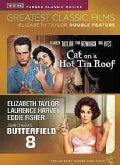 Butterfield 8/Cat On A Hot Tin Roof (DVD)