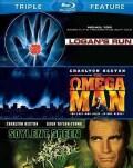 Sci-Fi: Triple Feature (Blu-ray Disc)