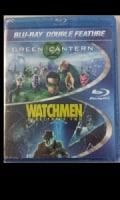 Green Lantern/Watchmen (Blu-ray Disc)