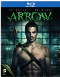 Arrow: The Complete First Season (Blu-ray Disc)