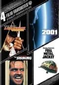 4 Film Favorites: Stanley Kubrick Films (DVD)