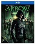 Arrow: The Complete Second Season (Blu-ray Disc)