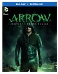 Arrow: The Complete Third Season (Blu-ray Disc)