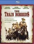 The Train Robbers (Blu-ray Disc)