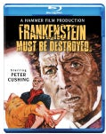 Frankenstein Must Be Destroyed (Blu-ray Disc)